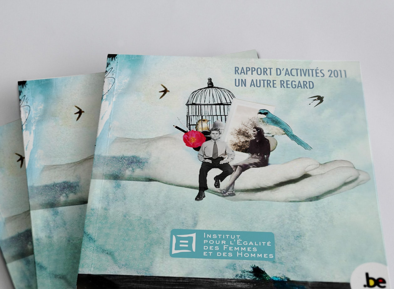 Création magazine illustration photo brabant wallon